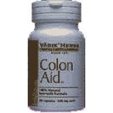 Colon Aid, Ayurvedic Medicine, Capsules
