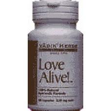 Love Alive, Ayurvedic Medicine, 60 capsules