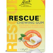 Rescue Remedy Chewing Gum, 17 pieces