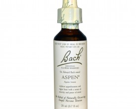 Aspen, Bach Flower Remedy, 20ml