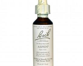 Aspen, Bach Flower Remedy, 20ml