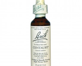 Centaury, Bach Flower Remedy, 20ml