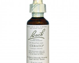Cerato, Bach Flower Remedy, 20ml