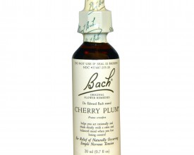 Cherry Plum, Bach Flower Remedy, 20ml