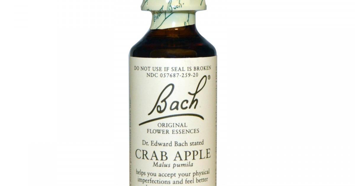 Crab Apple, Bach Flower Remedy, 20ml