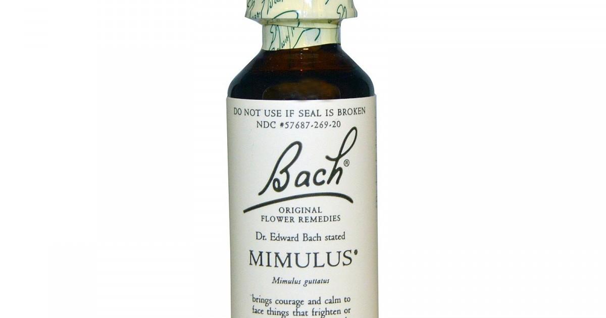Mimulus, Bach Flower Remedy, 20ml