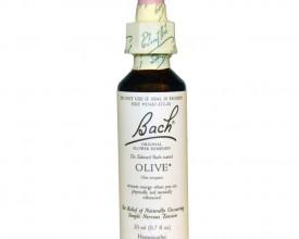 Olive, Bach Flower Remedy, 20ml