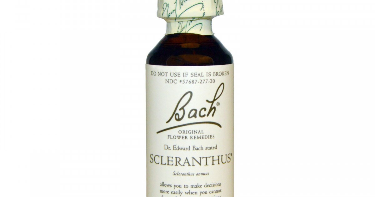 Scleranthus, Bach Flower Remedy, 20ml