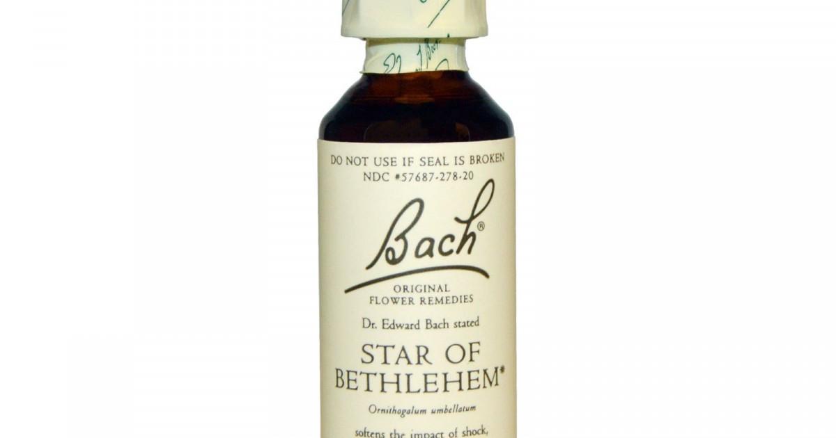 Star of Bethlehem, Bach Flower Remedy, 20ml