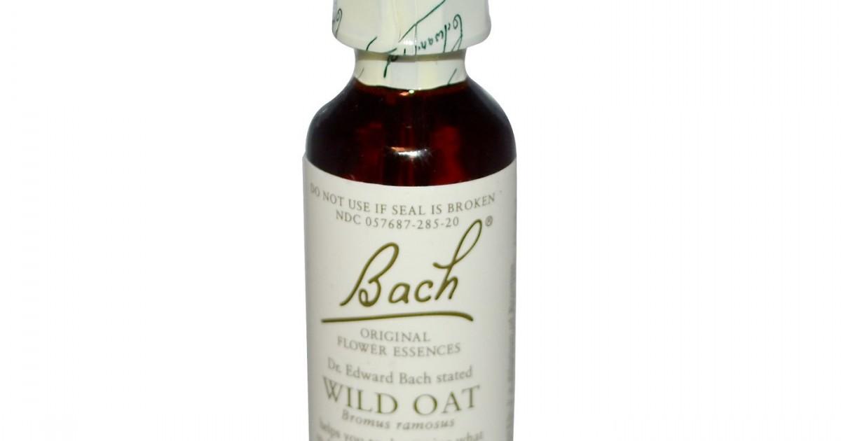 Wild Oat, Bach Flower Remedy, 20ml