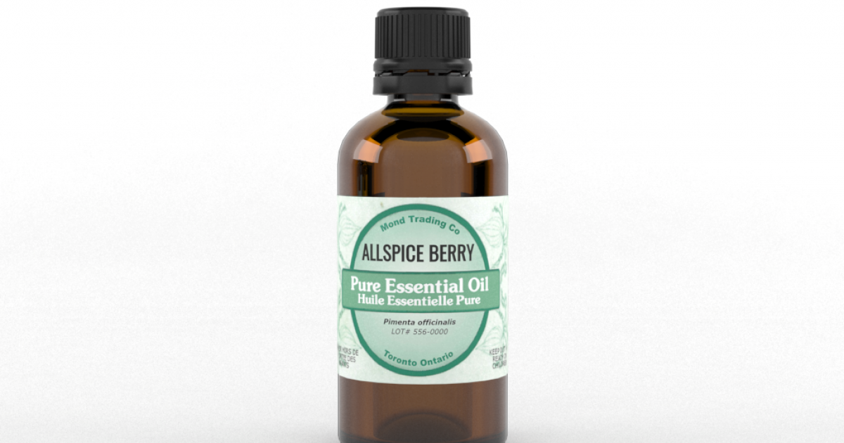 Allspice Berry - Pure Essential Oil