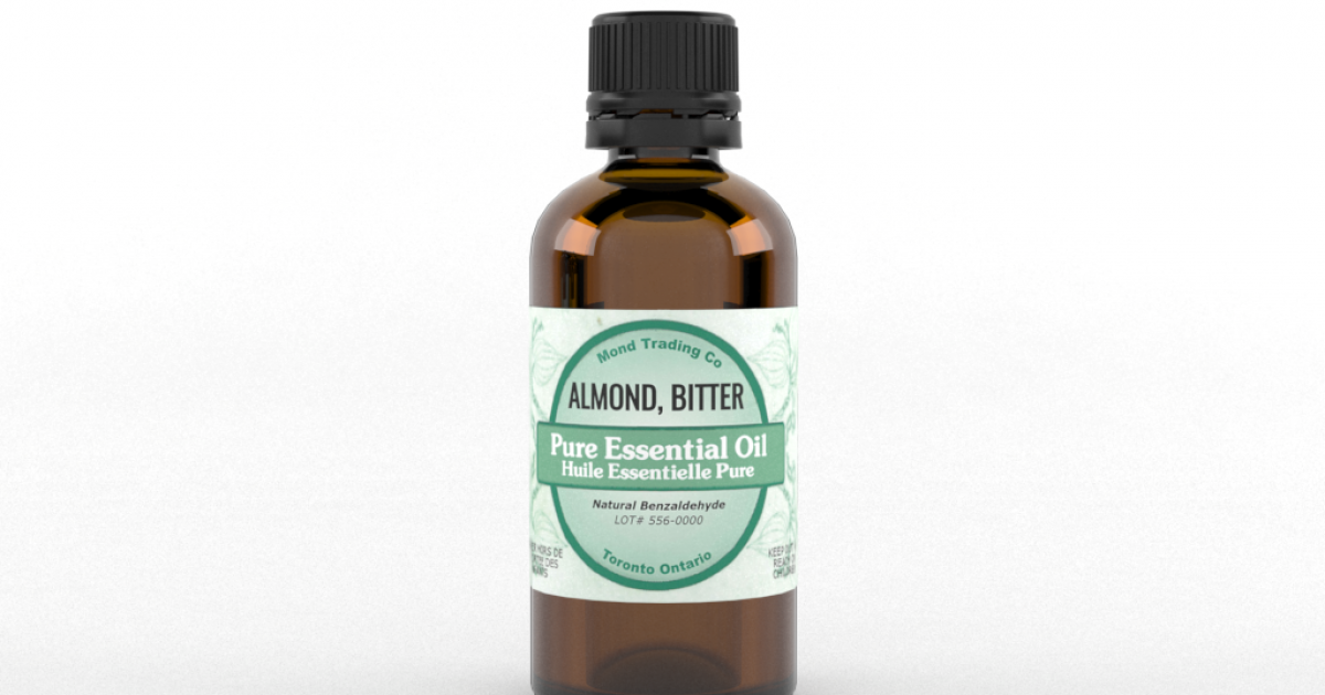 Almond, Bitter - Pure Essential Oil