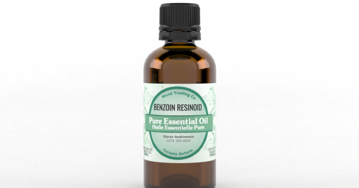 Benzoin Resinoid - Pure Essential Oil
