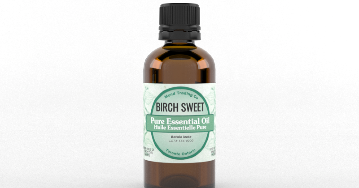 Birch Sweet - Pure Essential Oil
