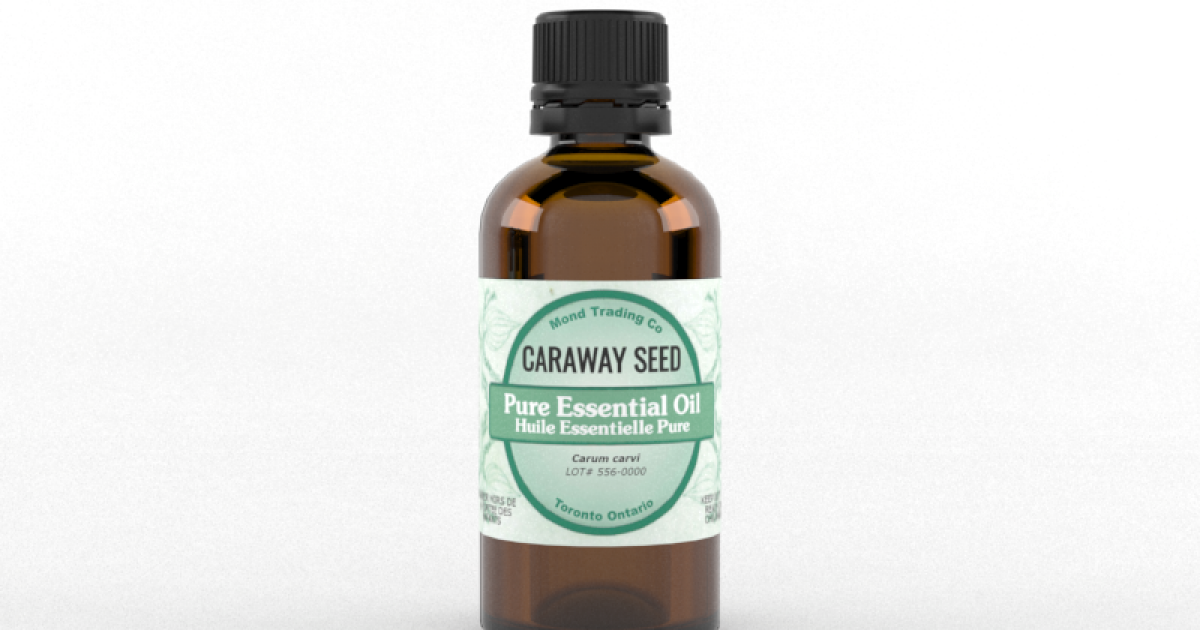 Caraway Seed - Pure Essential Oil