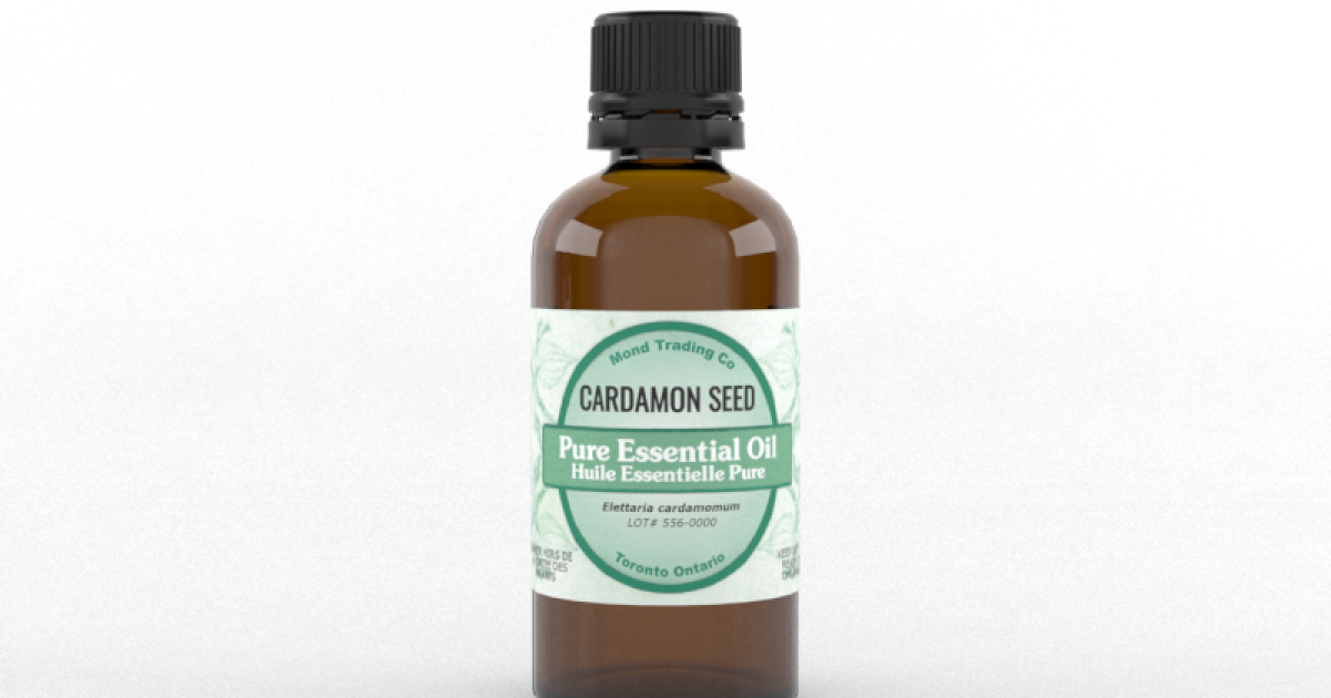 Cardamon Seed - Pure Essential Oil