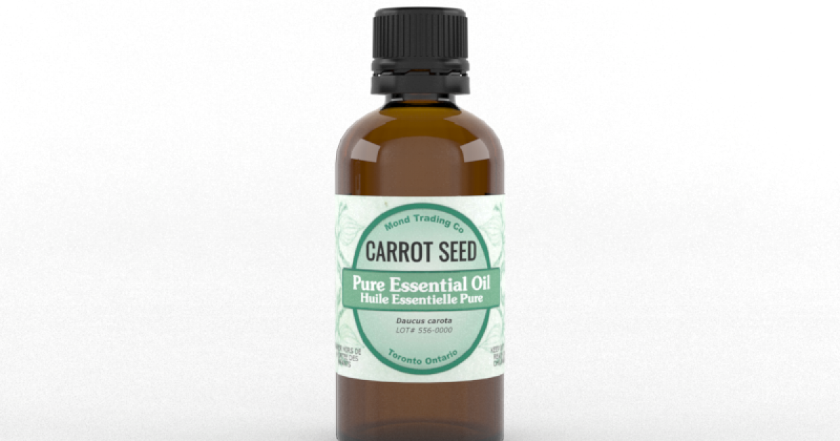 Carrot Seed - Pure Essential Oil