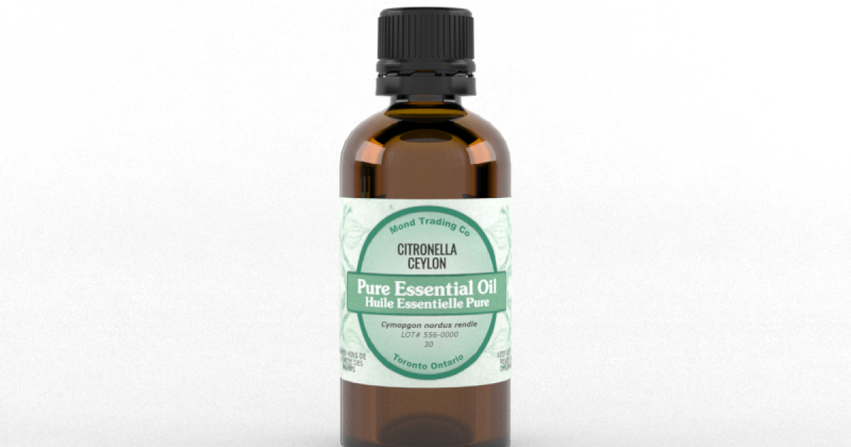 Citronella Ceylon - Pure Essential Oil