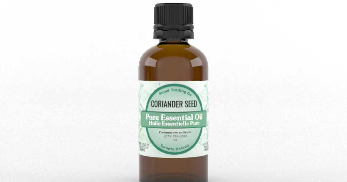 Coriander Seed - Pure Essential Oil