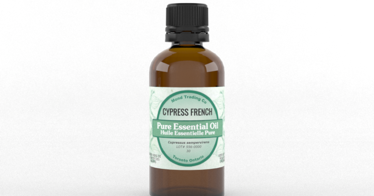 Cypress French - Pure Essential Oil