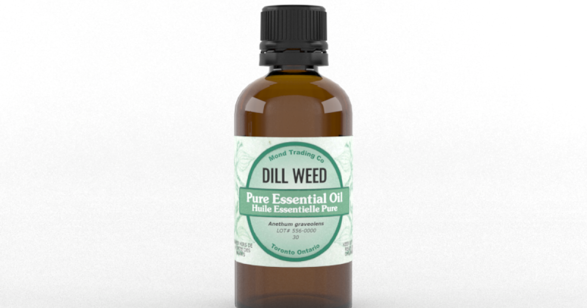 Dill Weed - Pure Essential Oil
