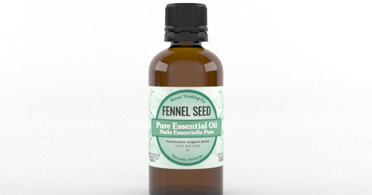 Fennel Seed - Pure Essential Oil