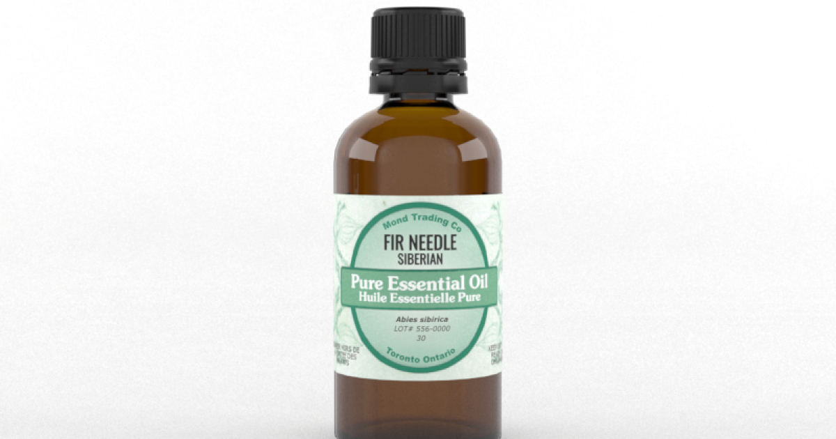 Fir Needle, Siberian - Pure Essential Oil