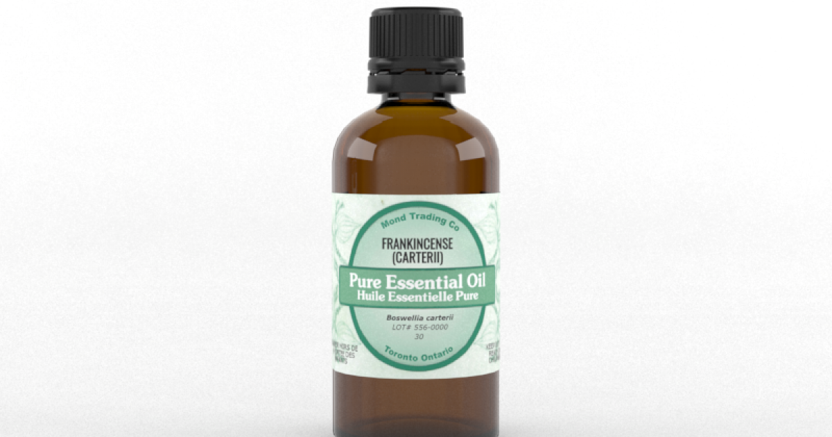 Frankincense (Carterii) - Pure Essential Oil
