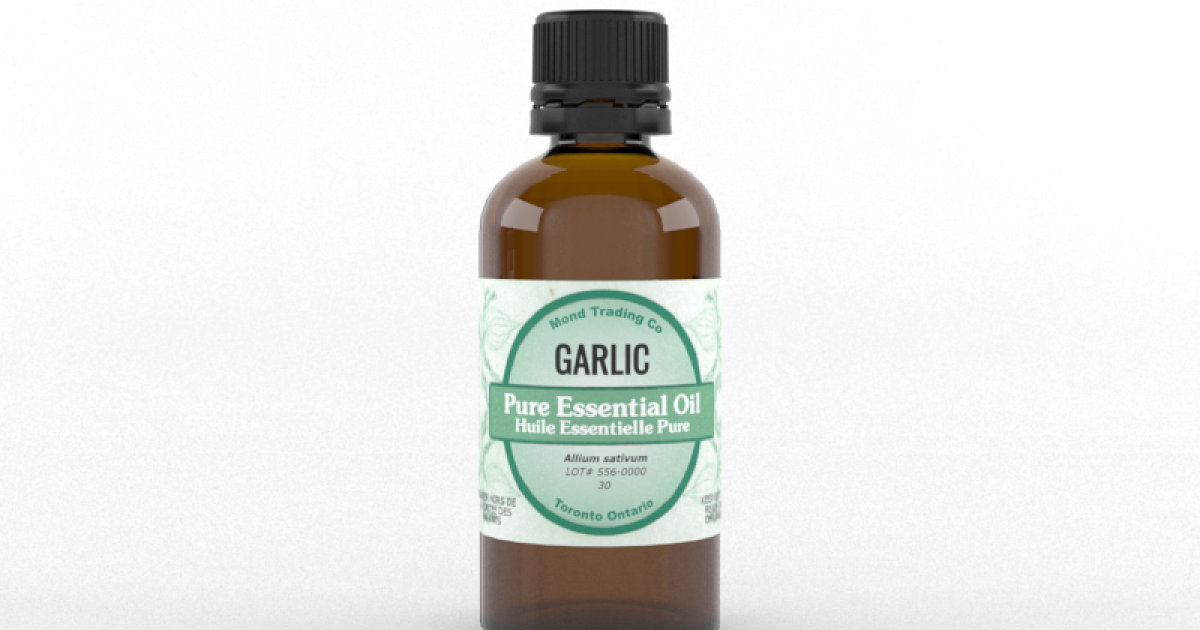 Garlic - Pure Essential Oil