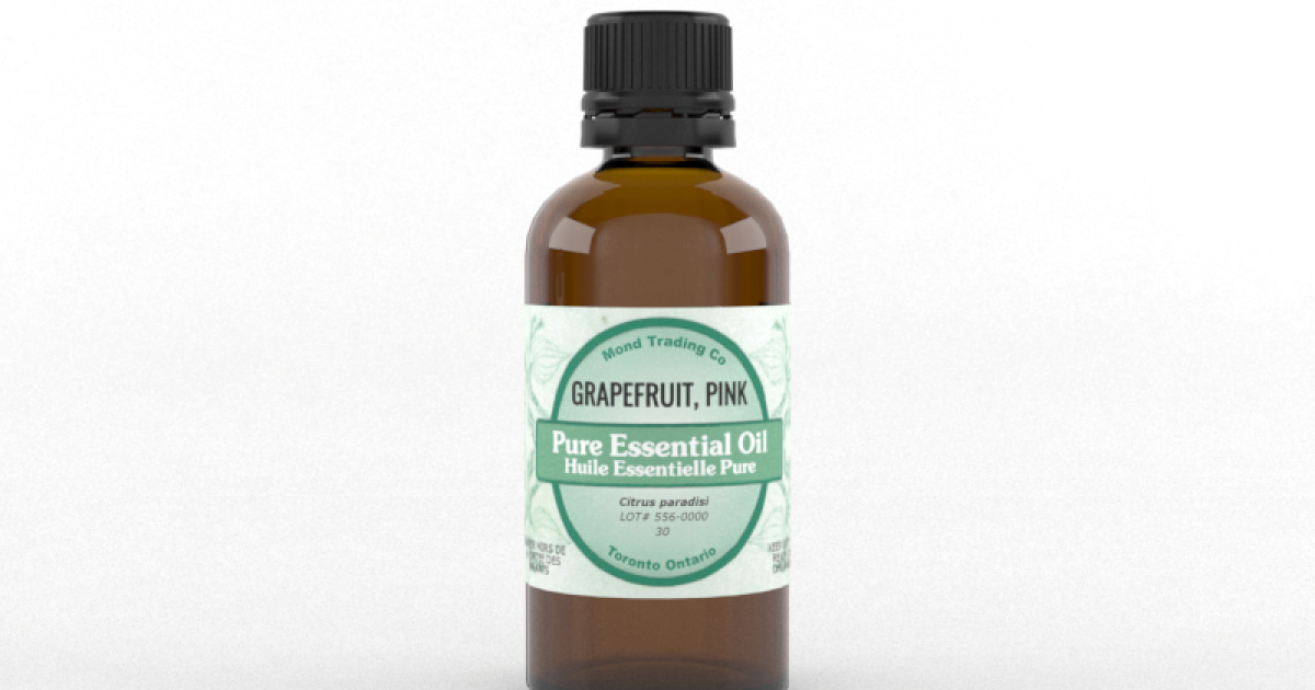 Grapefruit, Pink - Pure Essential Oil