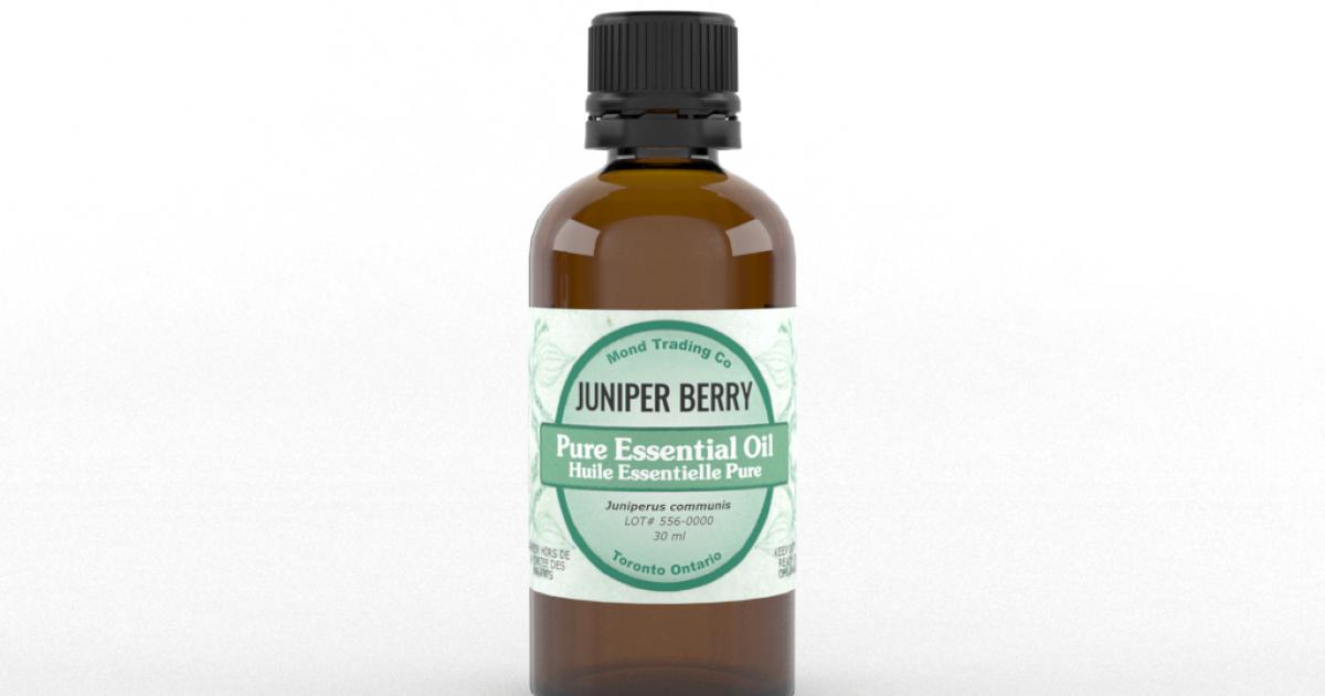 Juniper Berry - Pure Essential Oil