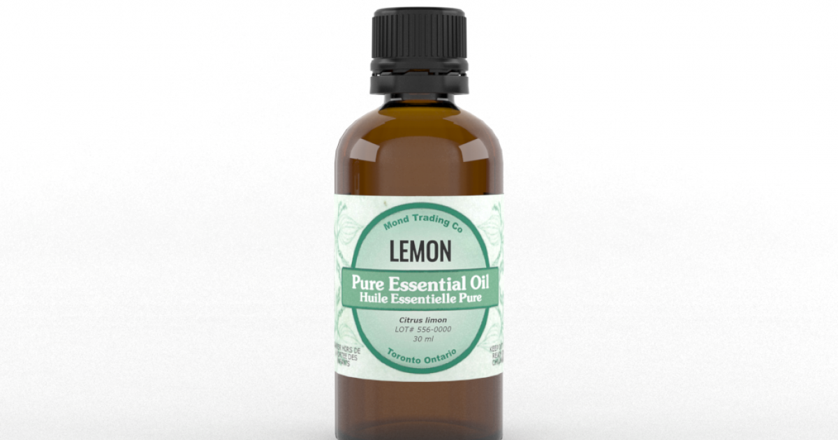 Lemon - Pure Essential Oil