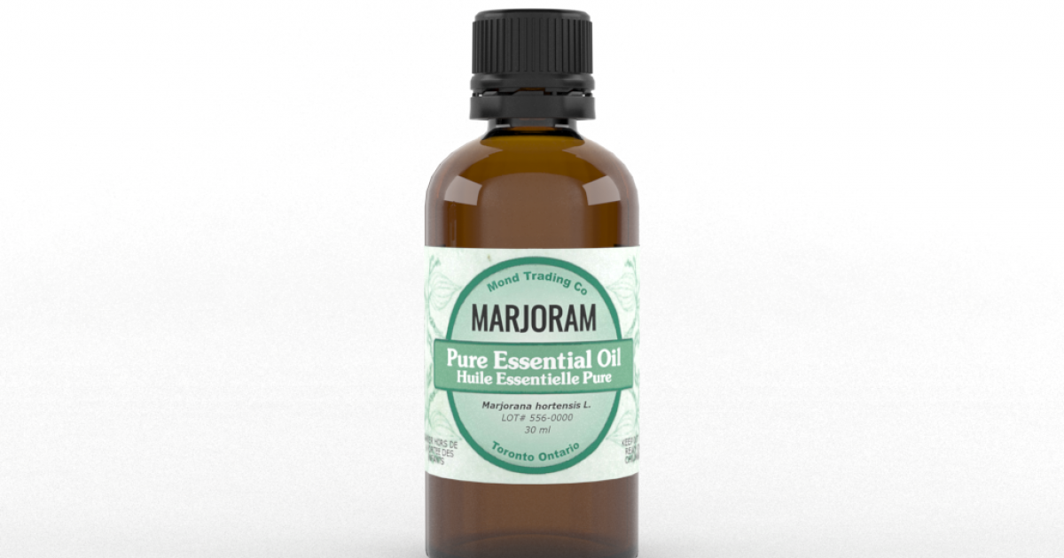 Marjoram - Pure Essential Oil