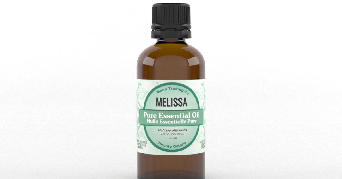 Melissa - Pure Essential Oil