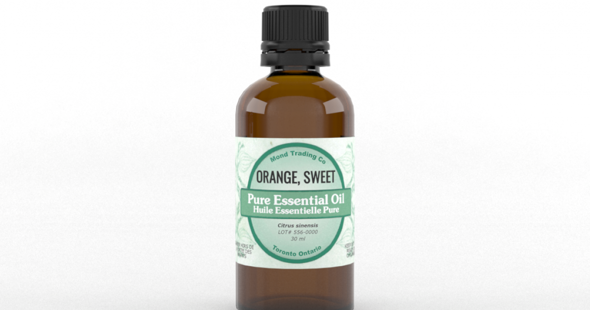 Orange, Sweet - Pure Essential Oil