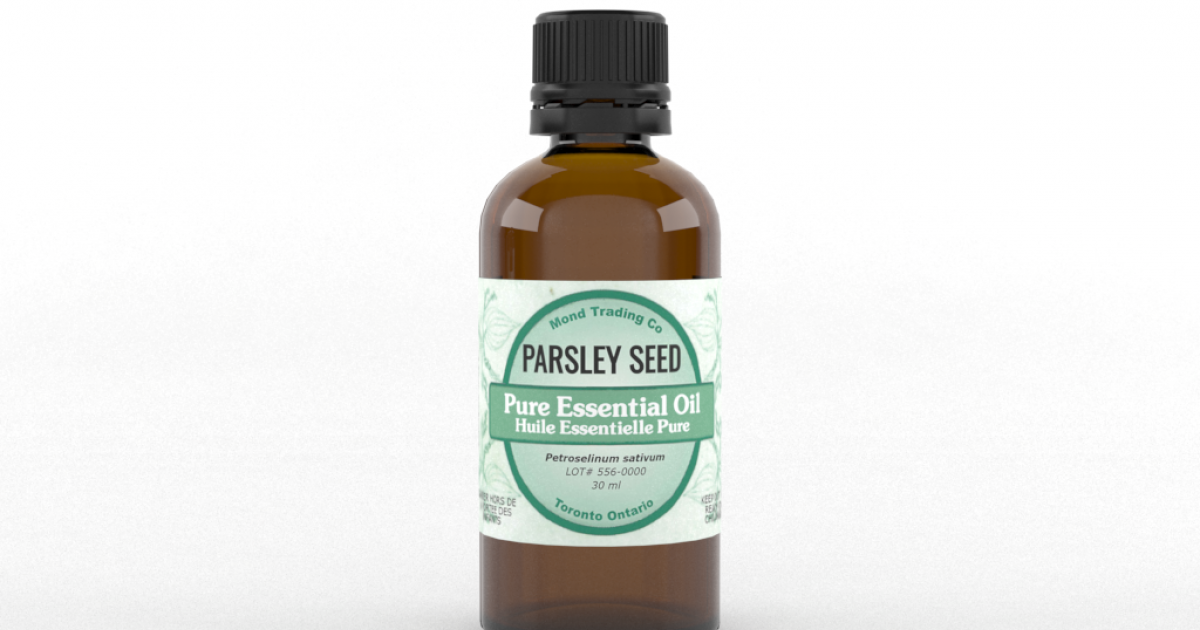 Parsley Seed - Pure Essential Oil
