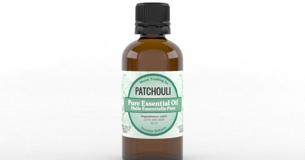 Patchouli - Pure Essential Oil