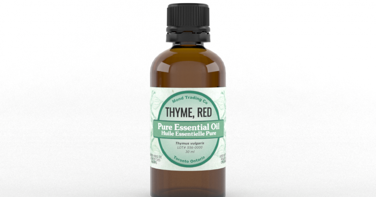 Thyme, Red - Pure Essential Oil