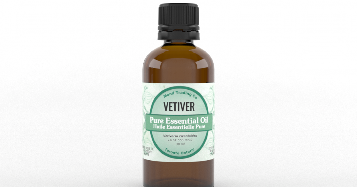 Vetiver  - Pure Essential Oil