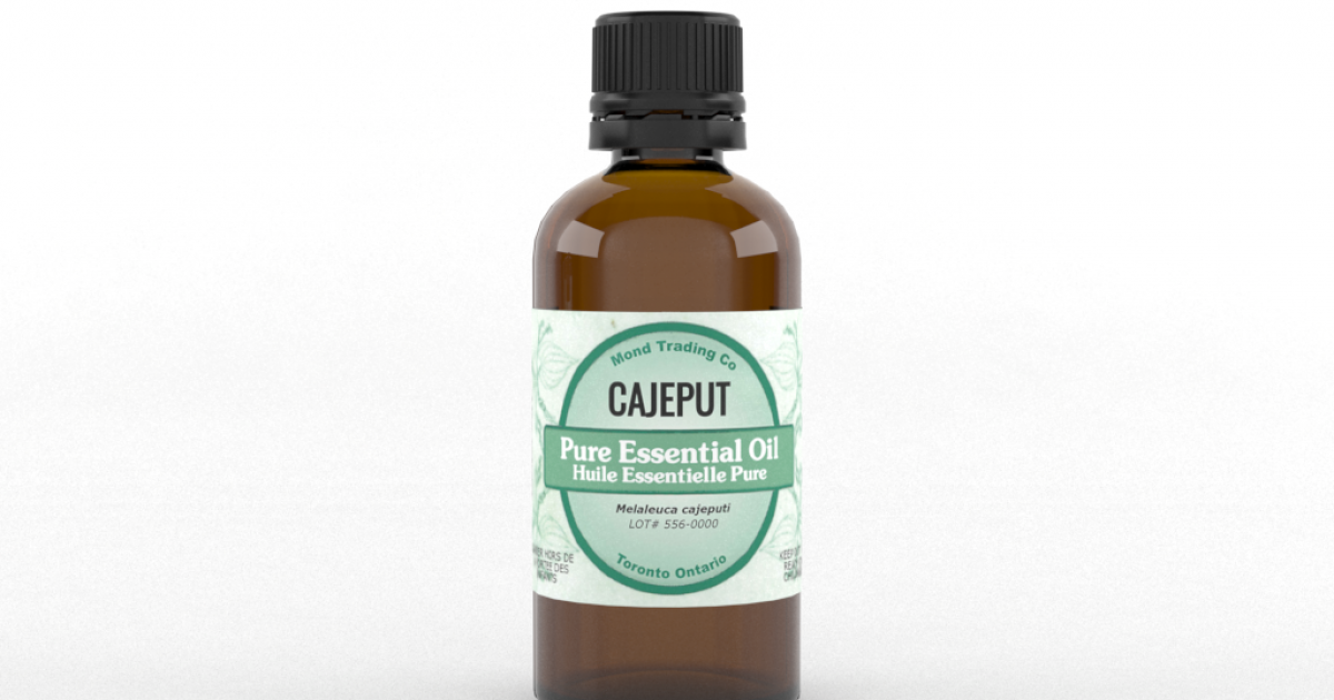 Cajeput - Pure Essential Oil