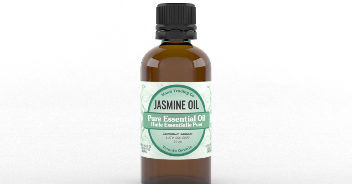 Jasmine Oil - Pure Essential Oil