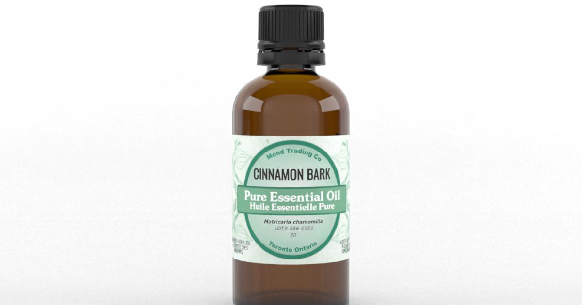 Cinnamon Bark - Pure Essential Oil