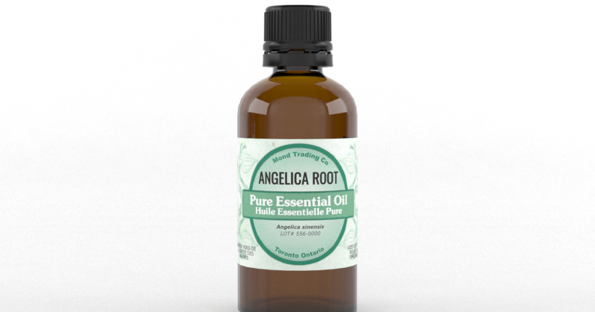 Angelica Root - Pure Essential Oil