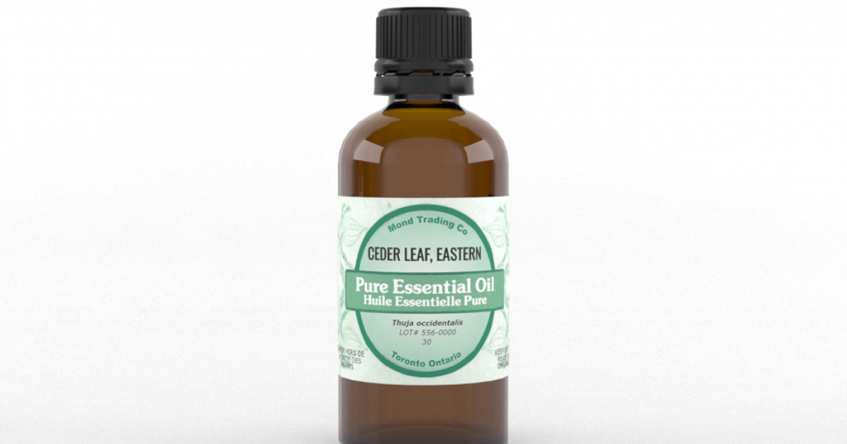 Ceder Leaf, Eastern - Pure Essential Oil