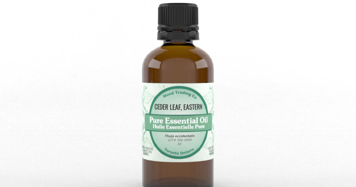 Ceder Leaf, Eastern - Pure Essential Oil