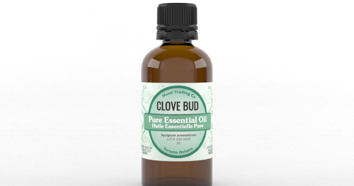 Clove Bud - Pure Essential Oil