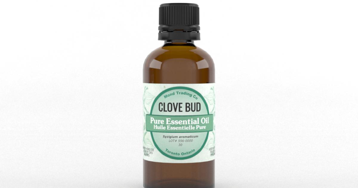 Clove Bud - Pure Essential Oil