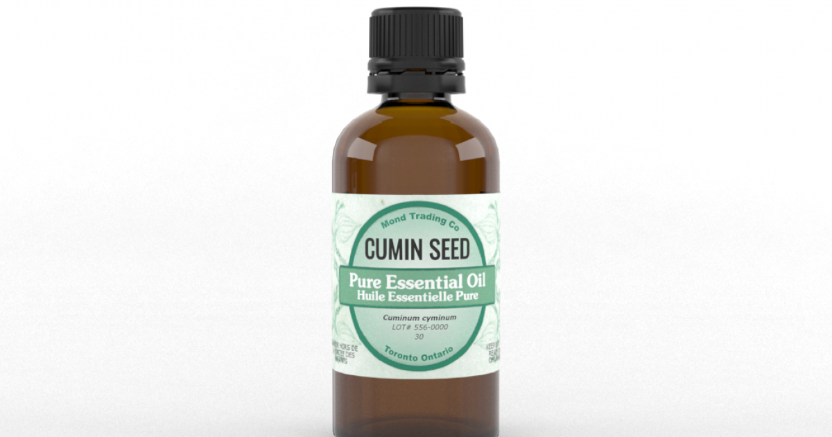 Cumin Seed - Pure Essential Oil