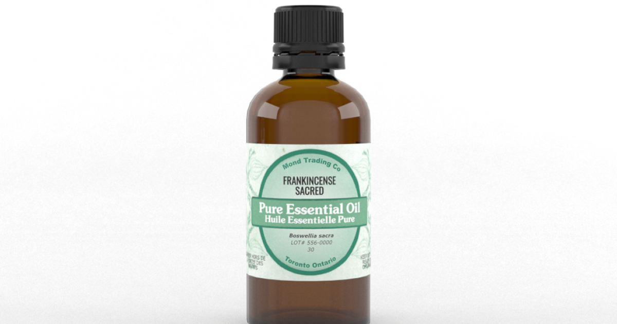 Frankincense, Sacred - Pure Essential Oil