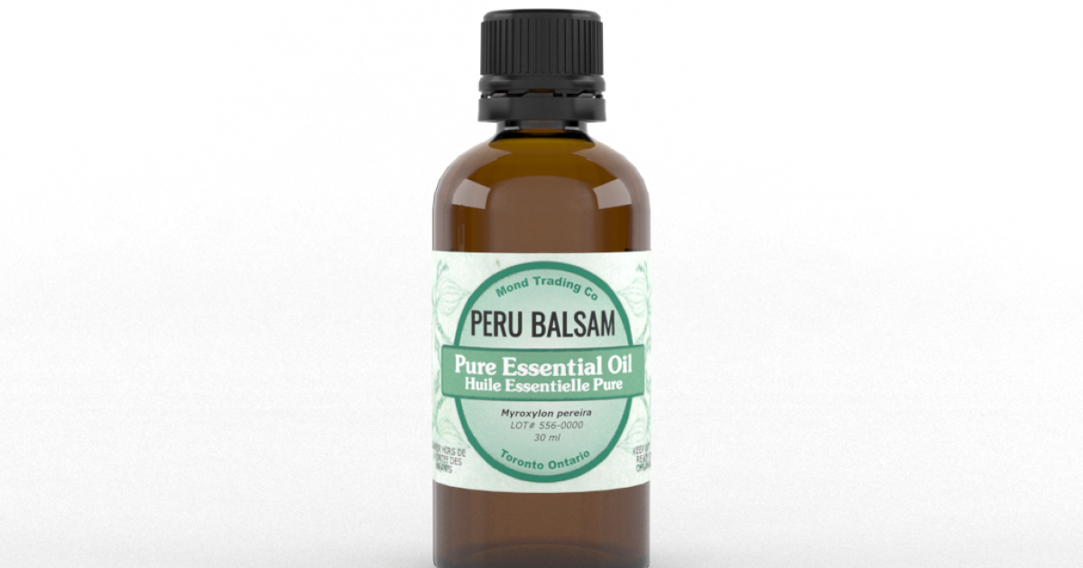 Peru Balsam - Pure Essential Oil